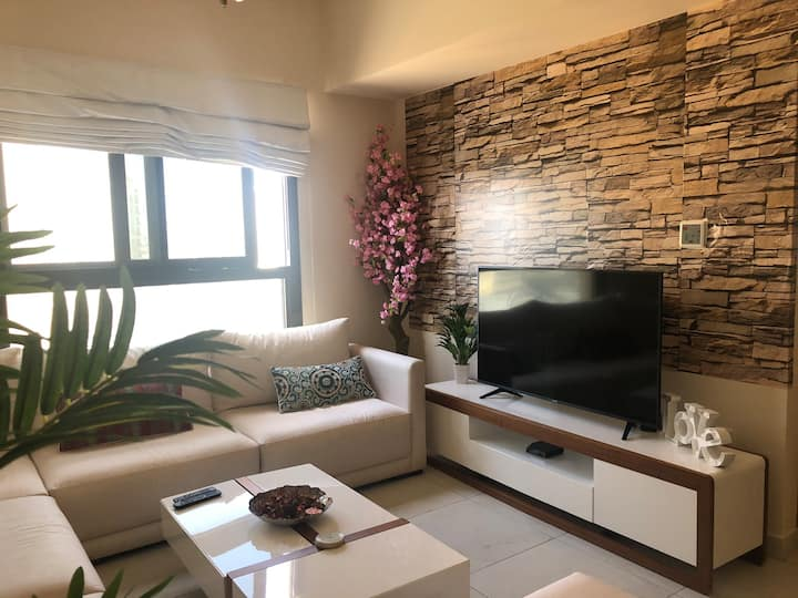 Fully furnished 1 bedroom appartment