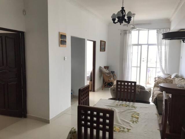 2 bedroom sea view apartment
