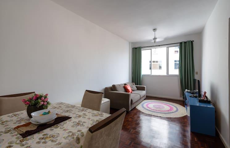 Suíte privativa na Tijuca - Rio de Janeiro - Wohnung
