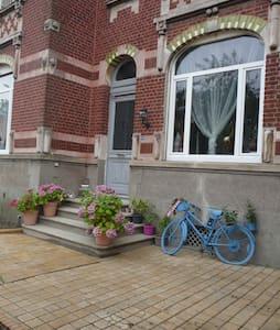 maison de charme bord de Lys proche centre ville - Aire-sur-la-Lys