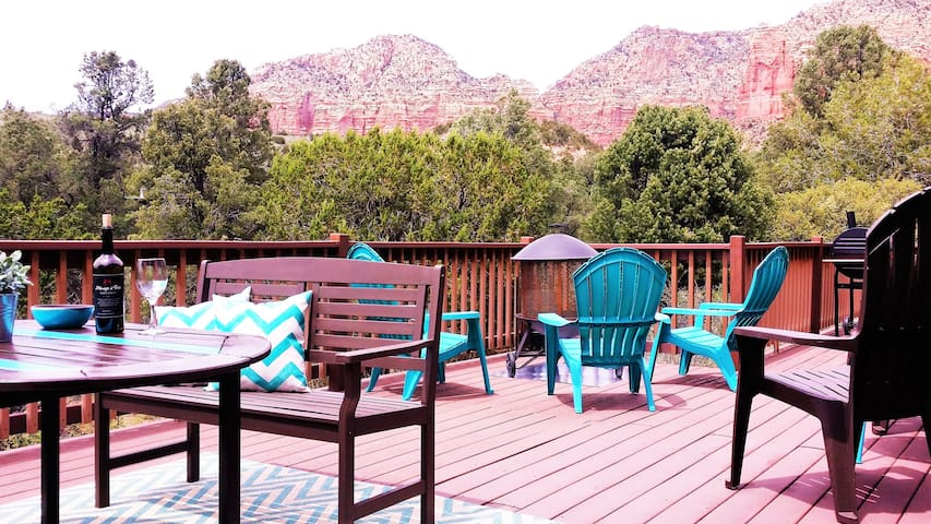 It's All About The Views - Sedona - Villa