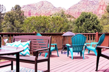 It's All About The Views - Sedona