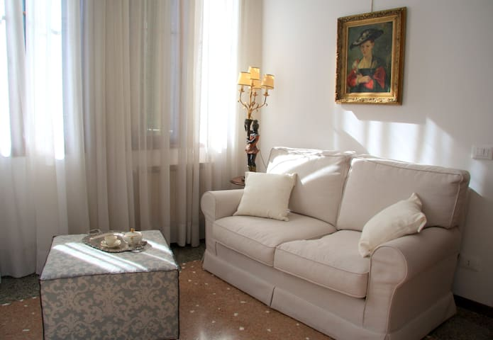 Charming & Elegant - 5 min from Station/Water Bus - Venezia - Apartment