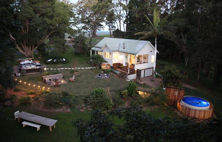 The Patch Cottage – a Byron Bay Hinterland Escape