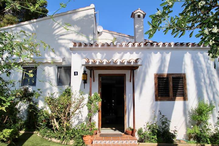 CASA DE CAMPO MONTAÑA Y MAR - Gandía - Chalet