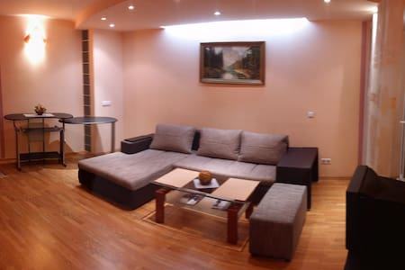 Cozy studio apartment with free parking - Vilnius - Wohnung