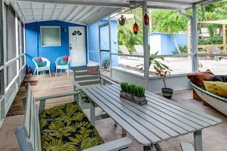 The Blue GuestHouse, Private Studio - Fort Lauderdale - Villa