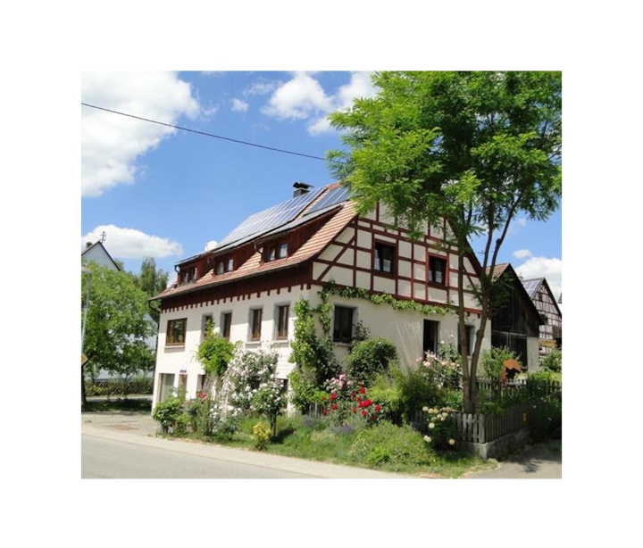 """Comfortable Apartment """"Studiowohnung Haus 18"""" close to Lake Constance with Wi-Fi & Balcony; Parking Available"""