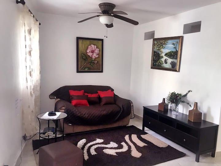 Residencial Sol, apartamento completo, 1er piso.