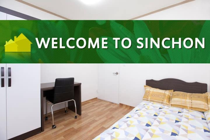 Remodeled Clean Room in Sinchon