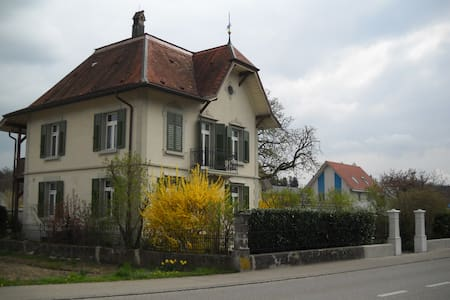 Solothurn Zimmer / Luterbach
