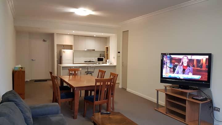 Centenary Park Apartment B214