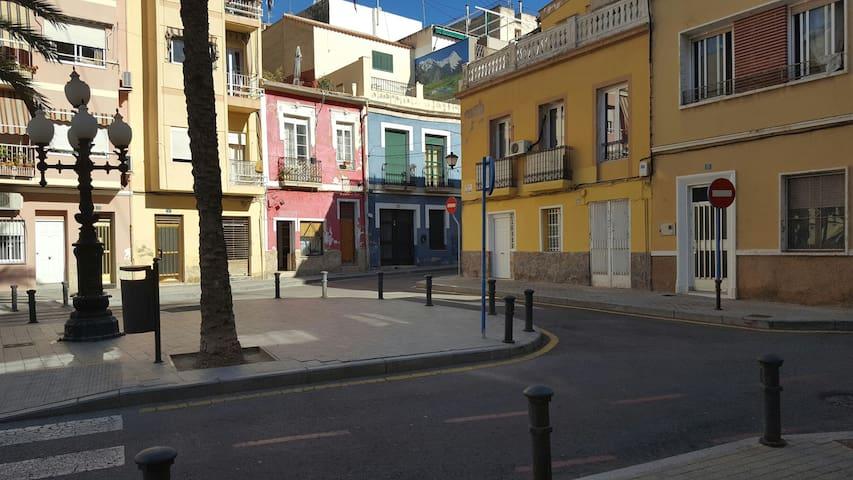Loft en Casa S.XIX Centro Histórico