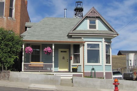 Pet Friendly Home in Historic Uptown Butte - Butte