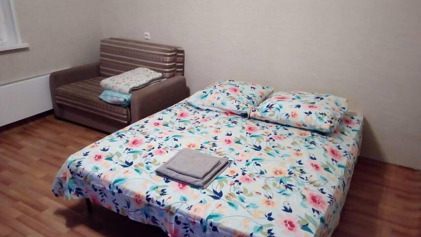 Квартира  на Алексеева,