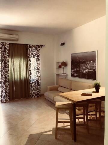 grazioso appartamento vicino al mare ed al centro