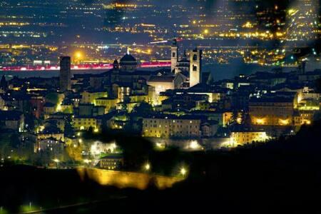 Aeroporto Orio al Serio a 15 minuti - Bergamo - Byt