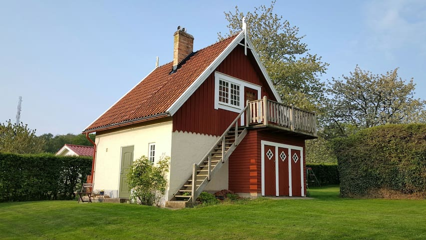 Charming cottage in Arild - 26373 Arild - House