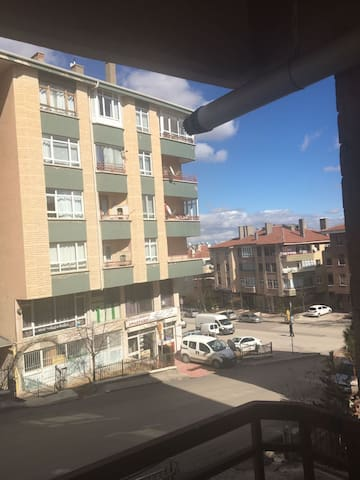 Neat, Sunny and Large Apartment in Dikmen, ANKARA - Çankaya - Apartmen