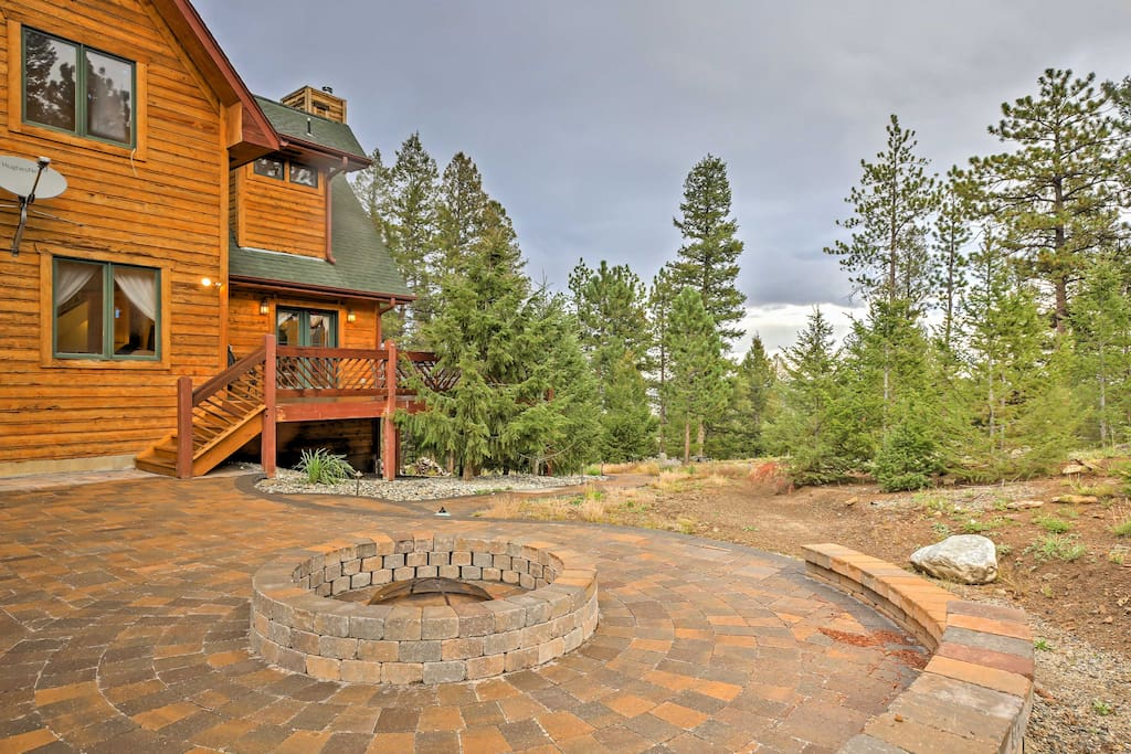 'The Miracle' boasts 5,500 square feet and is situated on 13 acres of land!