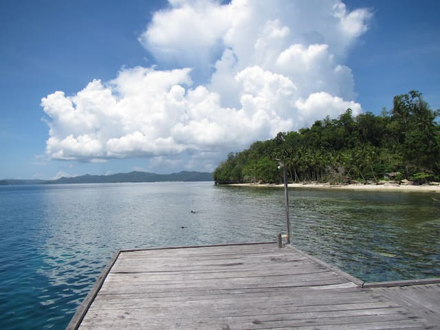 Scuba Republic Beach Bungalows Triple - Raja Ampat Regency - Bungalou