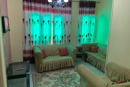 Luxus apartment fully furnitured 3 bedrooms cairo