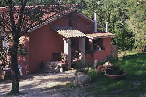 FarmHouse na zona rural de Terra Sabina
