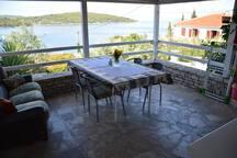 Terrace, Surface: 16 m²