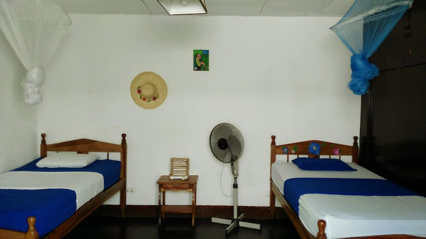 Hostal Malinche Room 2 - León - Apartament