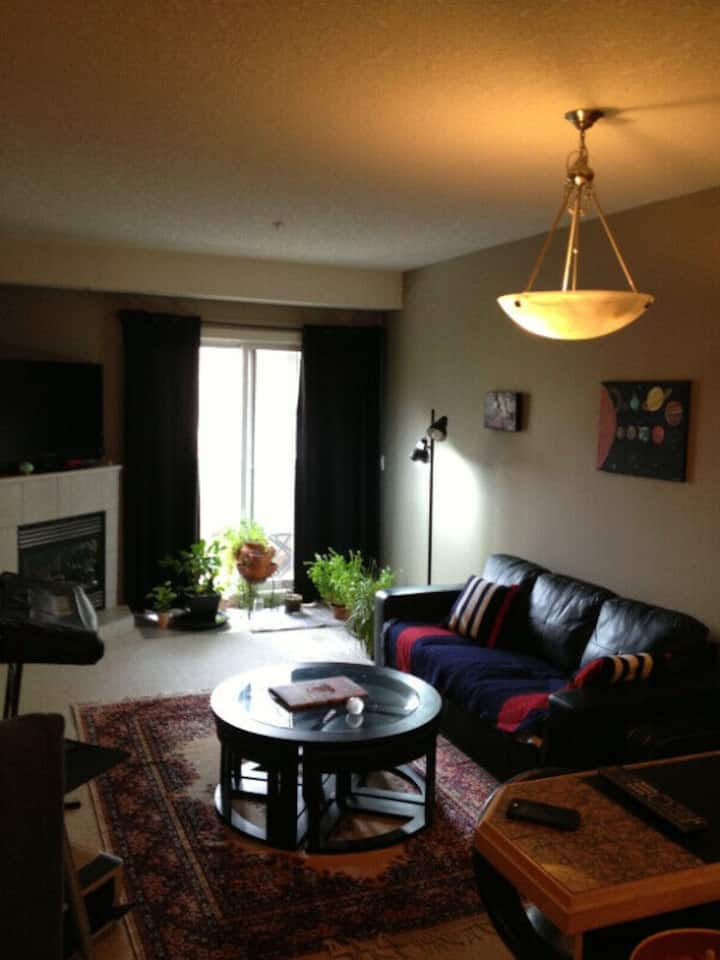 Beautiful Condo off 17th ave SW, fully furnished