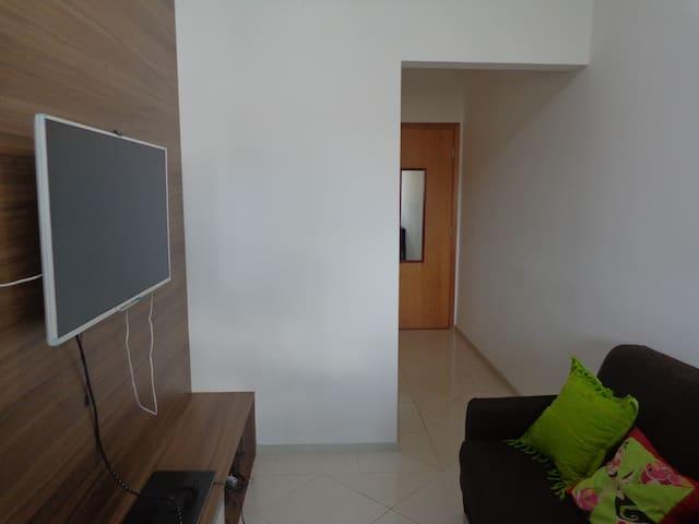 Apartamento funcional - São Carlos - Lägenhet