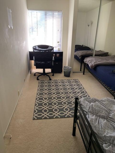 Private room in UTC area