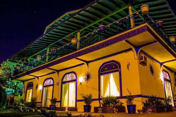 Quinta Bugambilias - Villa de Juárez - Bed & Breakfast