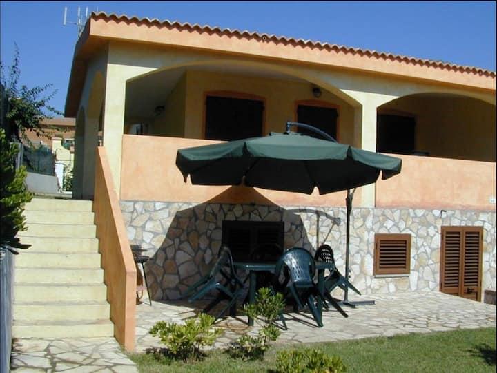 Costa Rei, casa indipendente a soli 150m dal mare.