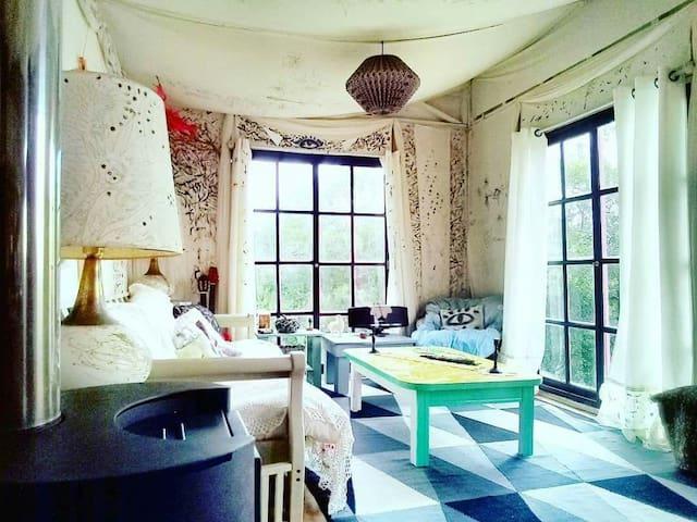 Bilu Cozy Lodge