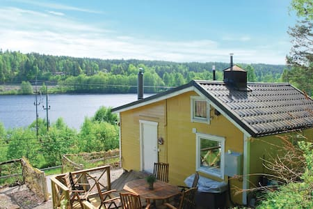 Holiday cottage with 1 bedroom on 49m² in Åby