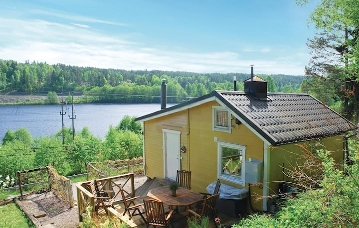 Beautiful home in Åby with 1 Bedrooms