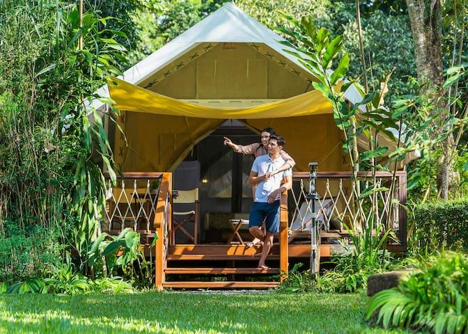 Luxury Tented Camp @Hellfire Pass