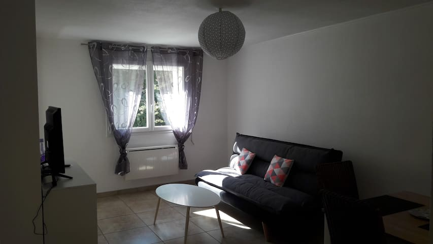 Appartement T2 35m2 refait à neuf classé 3 étoiles - Amélie-les-Bains-Palalda - Apartemen