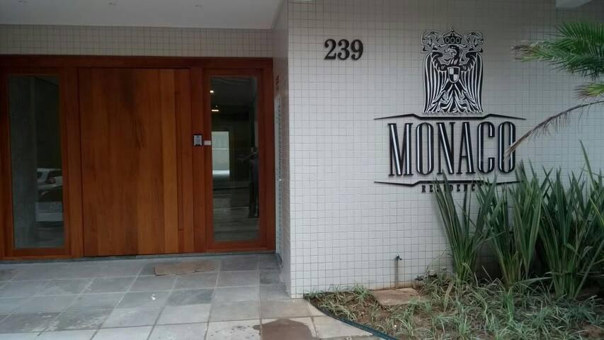 Apartamento Mônaco - Praia Grande -  Novo.