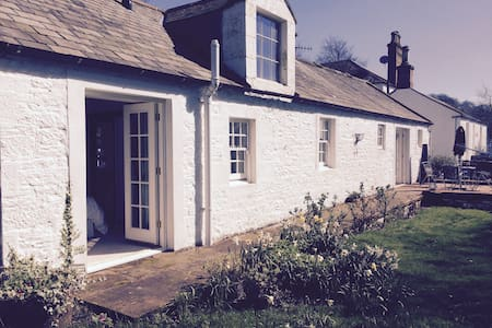 Holmhill Steading Cottage - Thornhill - Bungalou