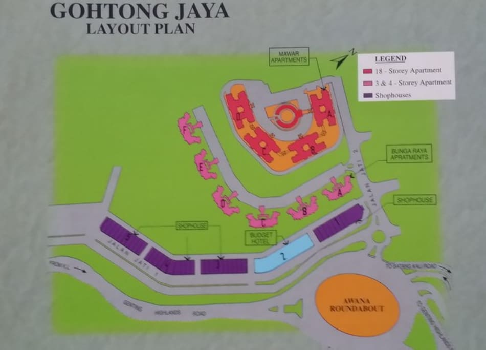 Gotong Jaya Town