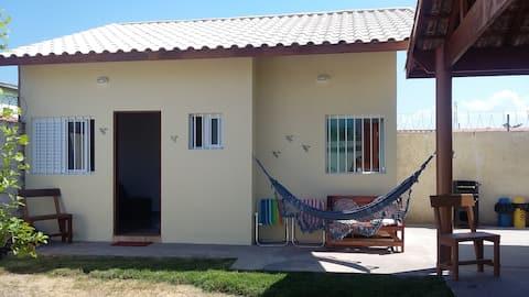 Linda Casa em Itanhaém Litoral SÃo Paulo 1 Quarto