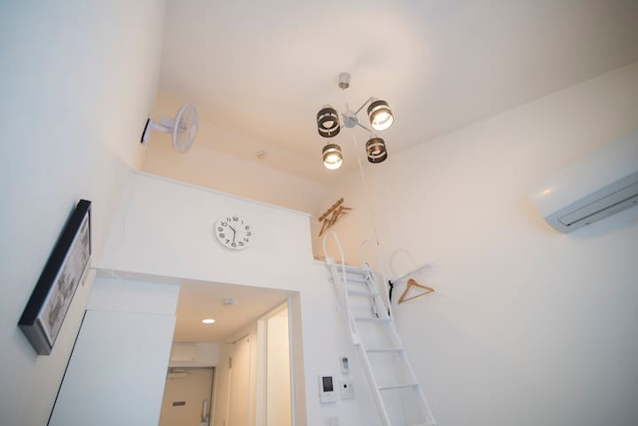 Brand new building, Shinjuku,JR Stn. 3mins,203 - Shinjuku - Apartment
