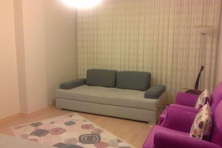 Şehir merkezinde daire - Edirne - Leilighet