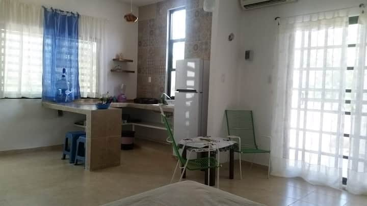 Beautiful and large apartment in Oxkutzcab