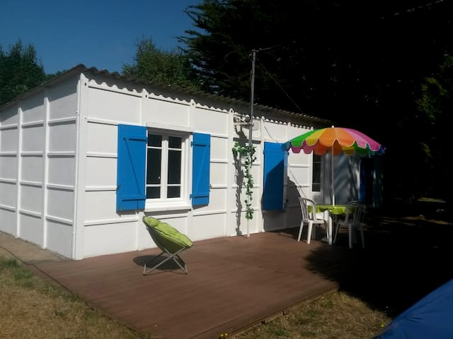 Little house by the sea - Saint-Nazaire