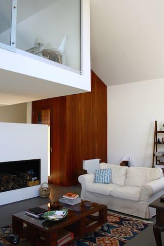 Casa 4 quartos e piscina privativa - Rabalde - Casa de campo