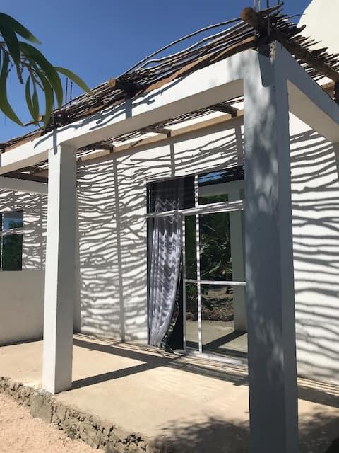 Double bedroom with private veranda