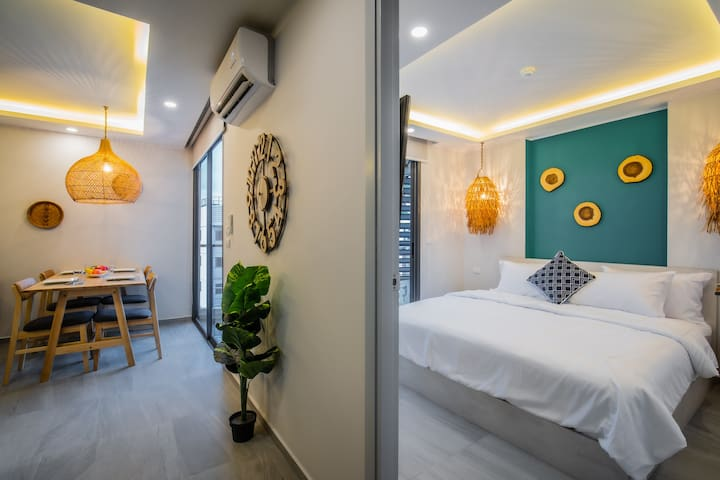 Lovely 1 Bedroom Condo @ The Tower Chalong